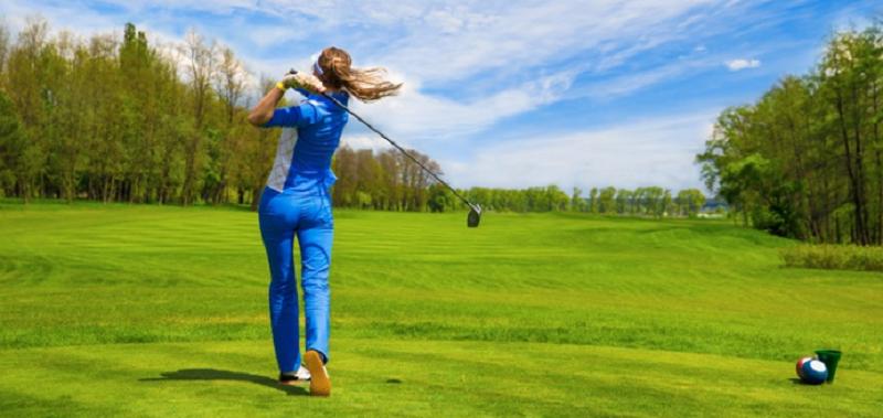 楽しいゴルフ