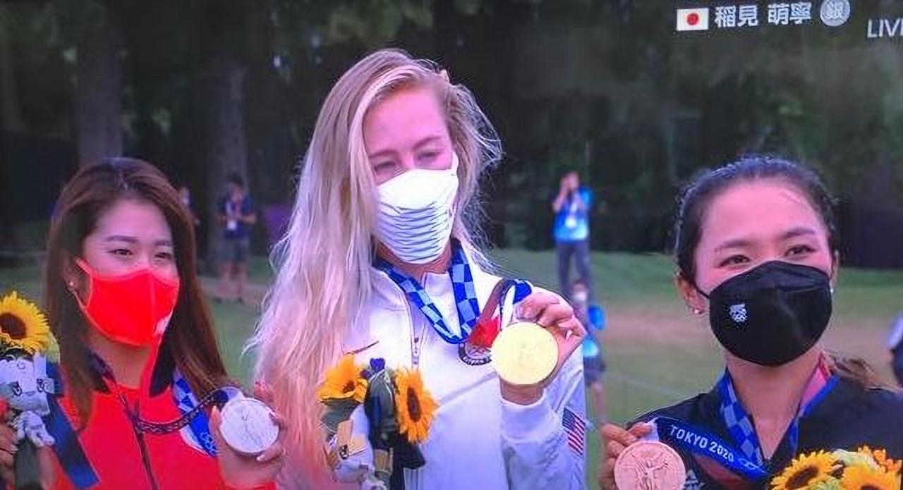 オリンピック女子ゴルフ